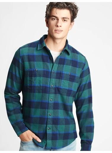 Gap Gömlek Yeşil